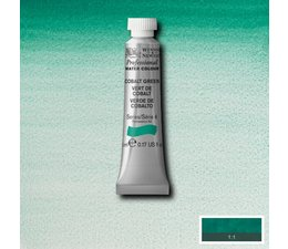 Winsor & Newton aquarelverf tube 5ml s4 cobalt green 184