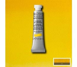 Winsor & Newton aquarelverf tube 5ml s4 cadmium yellow pale 118