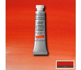 Winsor & Newton aquarelverf tube 5ml s4 cadmium scarlet 106