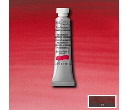 Winsor & Newton aquarelverf tube 5ml s3 perm alizarine crimson 466