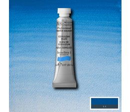 Winsor & Newton aquarelverf tube 5ml s3 cerulean blue 137