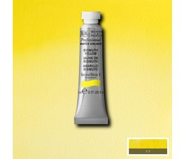 Winsor & Newton aquarelverf tube 5ml s3 bismuth yellow 025