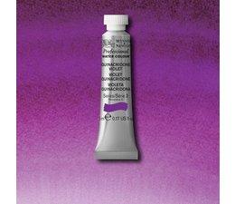 Winsor & Newton aquarelverf tube 5ml s3 quinacridone violet 550