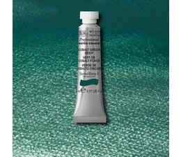 Winsor & Newton aquarelverf tube 5ml s3 cobalt green deep 185