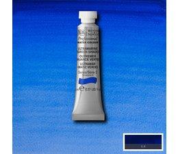 Winsor & Newton aquarelverf tube 5ml s2 ultramarine green shade 667