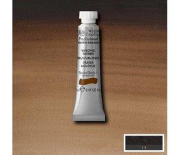 Winsor & Newton aquarelverf tube 5ml s1 vandyke brown 676