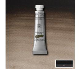 Winsor & Newton aquarelverf tube 5ml s1 sepia 609