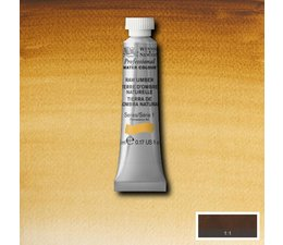 Winsor & Newton aquarelverf tube 5ml s1 raw umber 554