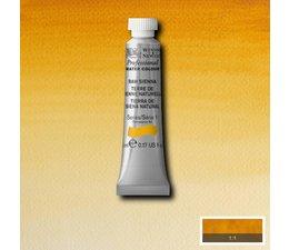 Winsor & Newton aquarelverf tube 5ml s1 raw sienna 552