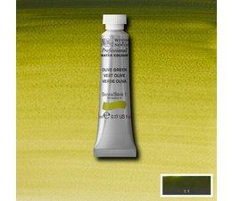 Winsor & Newton aquarelverf tube 5ml s1 olive green 447