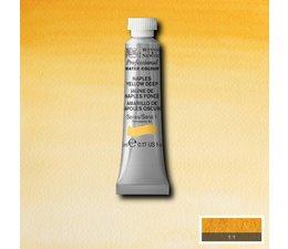 Winsor & Newton aquarelverf tube 5ml s1 naples yellow deep 425
