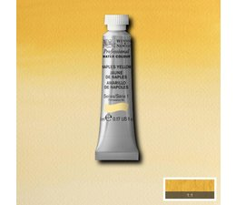 Winsor & Newton aquarelverf tube 5ml s1 naples yellow 422