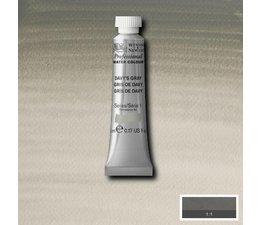 Winsor & Newton aquarelverf tube 5ml s1 davy's grey 217