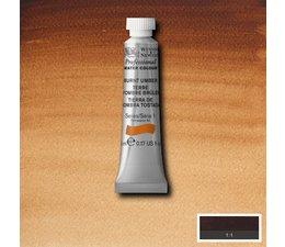 Winsor & Newton aquarelverf tube 5ml s1 burnt umber 076