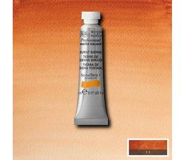 Winsor & Newton aquarelverf tube 5ml s1 burnt sienna 074