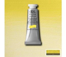 Winsor & Newton aquarelverf tube 14ml s4 lemon yellow hue 347