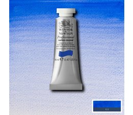 Winsor & Newton aquarelverf tube 14ml s4 cobalt blue deep 180