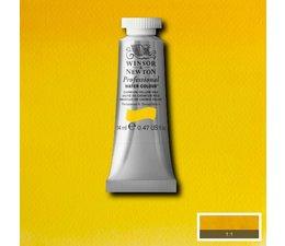 Winsor & Newton aquarelverf tube 14ml s4 cadmium yellow pale 118