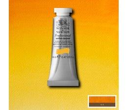 Winsor & Newton aquarelverf tube 14ml s4 cadmium yellow deep 111