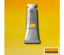 Winsor & Newton aquarelverf tube 14ml s4 cadmium yellow 108