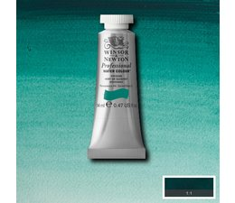 Winsor & Newton aquarelverf tube 14ml s3 viridian 692