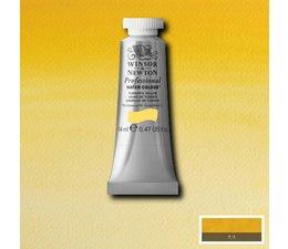 Winsor & Newton aquarelverf tube 14ml s3 turners yellow 649