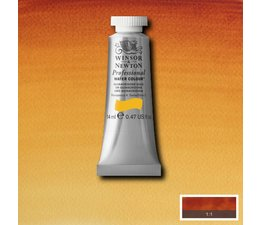 Winsor & Newton aquarelverf tube 14ml s3 quinacridone gold 547
