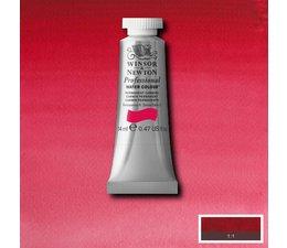 Winsor & Newton aquarelverf tube 14ml s3 permanent carmine 479
