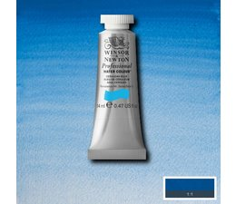 Winsor & Newton aquarelverf tube 14ml s3 cerulean blue