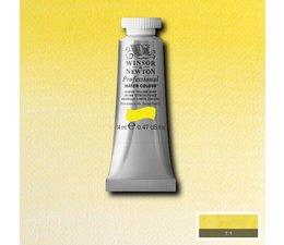 Winsor & Newton aquarelverf tube 14ml s2 lemon yellow deep 348