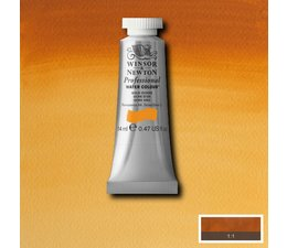 Winsor & Newton aquarelverf tube 14ml s2 gold ochre 285