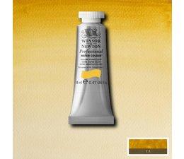 Winsor & Newton aquarelverf tube 14ml s1 yellow ochre light 745