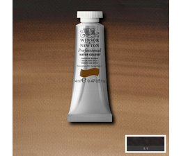 Winsor & Newton aquarelverf tube 14ml s1 vandyke brown 676