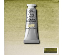 Winsor & Newton aquarelverf tube 14ml s1 terre verte yellow shade 638
