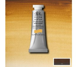 Winsor & Newton aquarelverf tube 14ml s1 raw umber 554