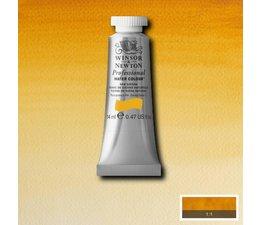 Winsor & Newton aquarelverf tube 14ml s1 raw sienna 552