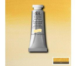 Winsor & Newton aquarelverf tube 14ml s1 naples yellow 422