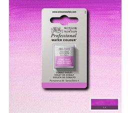 Winsor & Newton aquarelverf 1/2napje s4 cobalt violet 192