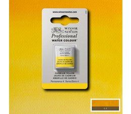 Winsor & Newton aquarelverf 1/2napje s4 cadmium yellow 108
