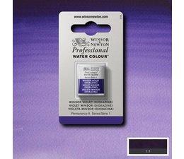 Winsor & Newton aquarelverf 1/2napje s1 winsor violet 733