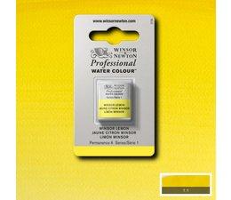 Winsor & Newton aquarelverf 1/2napje s1 winsor lemon 722