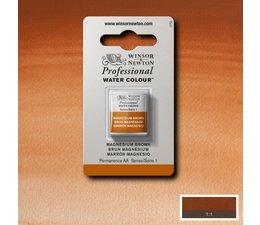 Winsor & Newton aquarelverf 1/2napje s1 magnesium brown 381