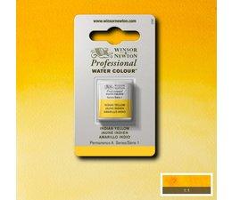 Winsor & Newton aquarelverf 1/2napje s1 indian yellow 319