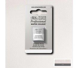 Winsor & Newton aquarelverf 1/2napje s1 chinese white 150