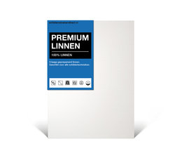 Basic Premium linnen 24x30cm