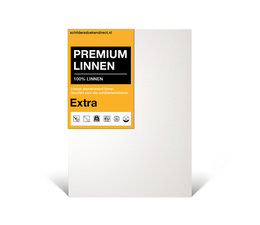 Basic Premium linnen Xtra 80x160cm