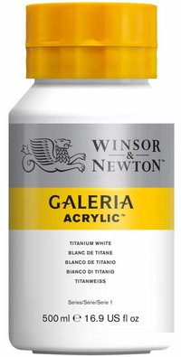 Winsor & Newton Galeria acrylverf 500ml