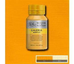 Winsor & Newton Galeria acrylverf 500ml 115 cadmium yellow deep