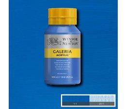 Winsor & Newton Galeria acrylverf 500ml 138 cerulean blue