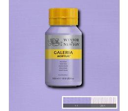 Winsor & Newton Galeria acrylverf 500ml 444 pale violett